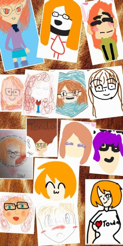 Collage 1   Tonda   Digital Drawing   PENUP