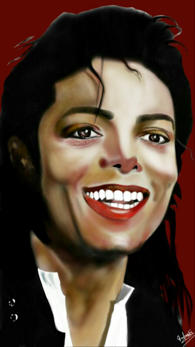 The eternal smile  | Abex | Digital Drawing | PENUP