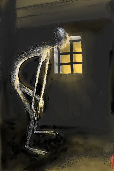 watchers | artNstillLife | Digital Drawing | PENUP