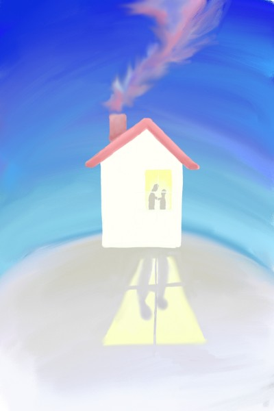 home sweet home | heihei | Digital Drawing | PENUP