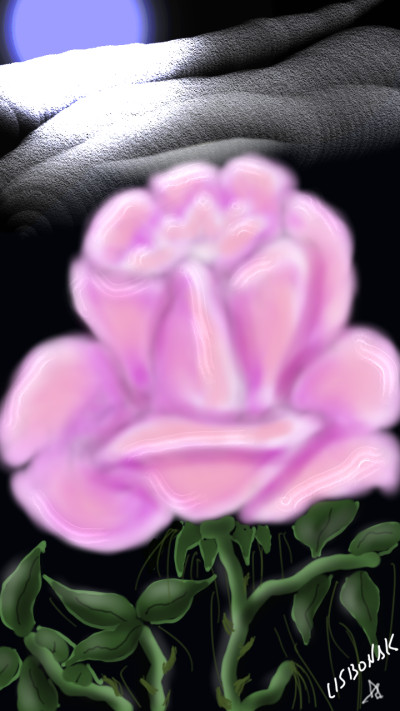 Plant Digital Drawing   1LISBONAK   PENUP