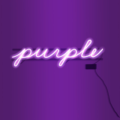 purple neon sign | Boucle | Digital Drawing | PENUP