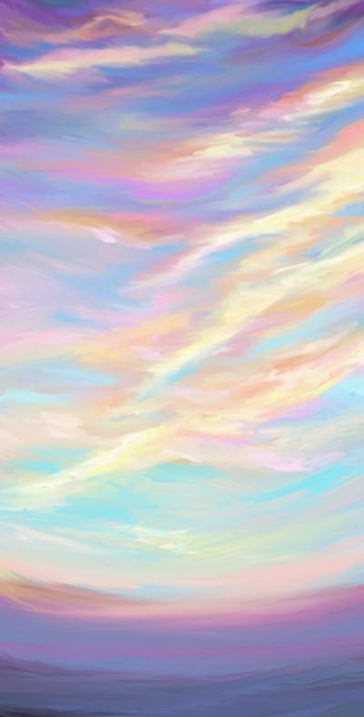 Landscape Digital Drawing | heihei | PENUP