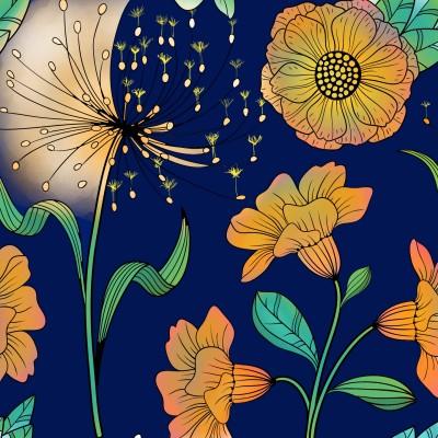 Coloring Digital Drawing | silvy | PENUP