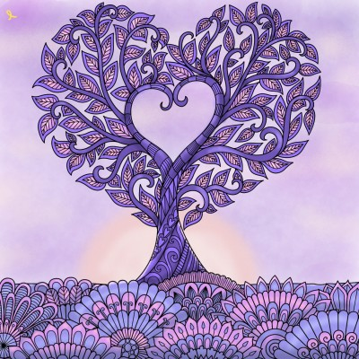 8M el lila és el nostre color | amelia | Digital Drawing | PENUP