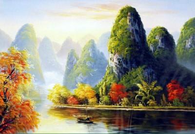 Landscape Digital Drawing   hanan   PENUP