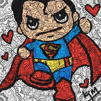 Superman   kitt   Digital Drawing   PENUP
