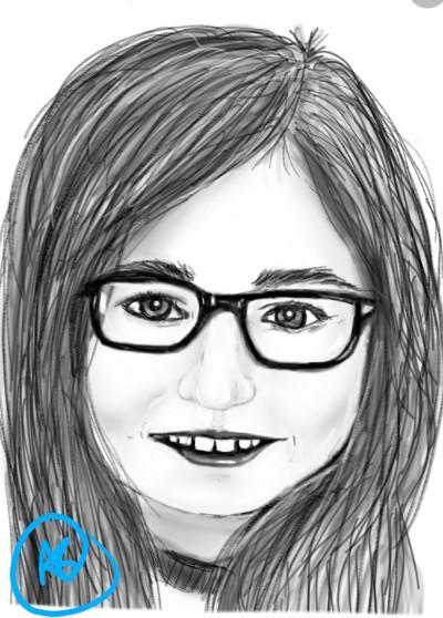 my Sarah | avictorias13 | Digital Drawing | PENUP
