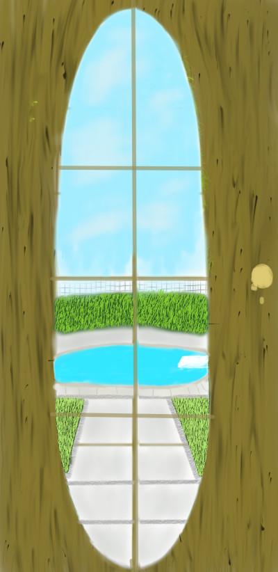 Inside looking out  | ChrisPBacon | Digital Drawing | PENUP