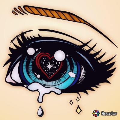 Tear for you | gman187 | Digital Drawing | PENUP