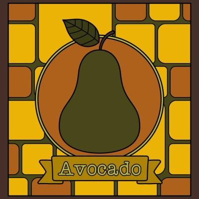 AvoCado | Mrs.B | Digital Drawing | PENUP