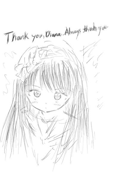 Sweety | Sweety | Digital Drawing | PENUP