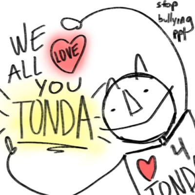 We Love Tonda | Leg | Digital Drawing | PENUP