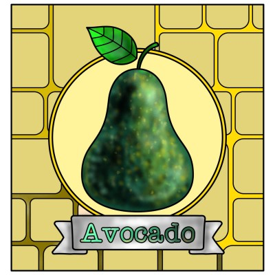 avocado.. | mjyoo | Digital Drawing | PENUP