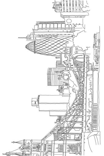 Tower Bridge London | StevenCarroll | Digital Drawing | PENUP