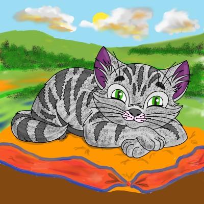 Coloring Digital Drawing   Frank   PENUP