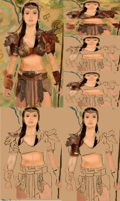 Draft to Finish | Choloaldon | Digital Drawing | PENUP