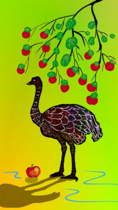 bird | qweensara | Digital Drawing | PENUP