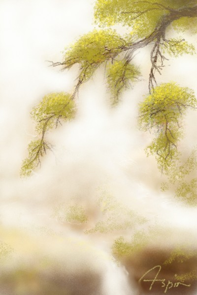 Twigs   Aspin   Digital Drawing   PENUP
