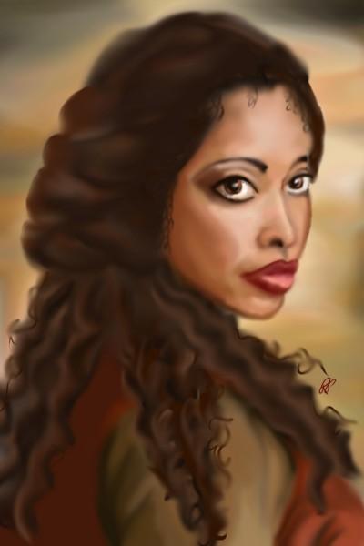 Zoë Washburne from Firefly   Rebecca   Digital Drawing   PENUP