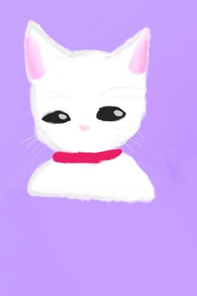 냐아옹 | su-a | Digital Drawing | PENUP