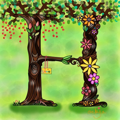Love is peace♡ | ockja | Digital Drawing | PENUP