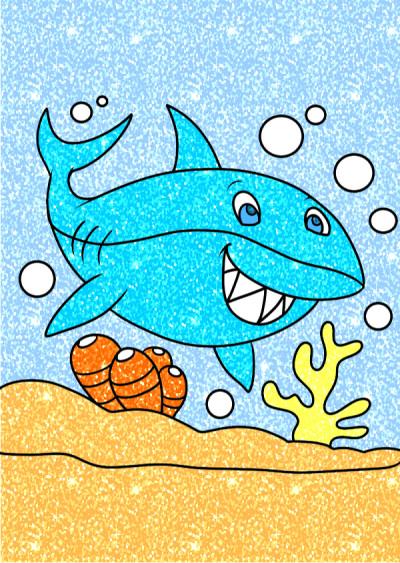 サメ | Gaycouple | Digital Drawing | PENUP