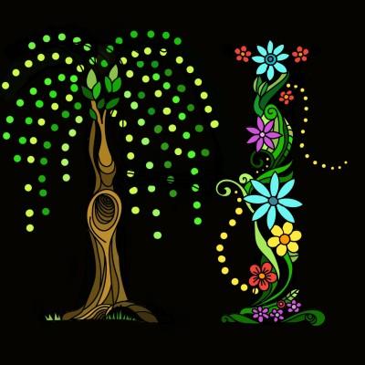 나무분수 | sera | Digital Drawing | PENUP
