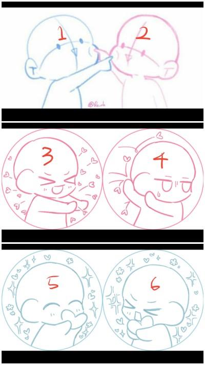 중합작하실분~출처 네이버 삐약삐약/@bbiyakx2 | Haemjji_WIZONE | Digital Drawing | PENUP