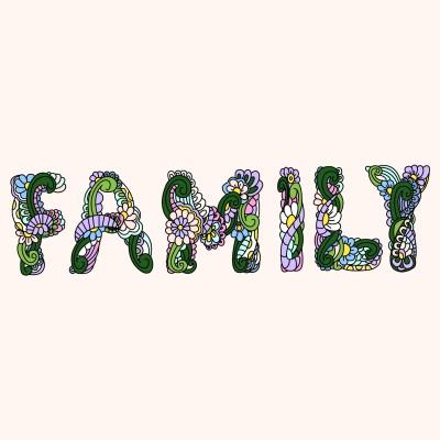 Family | Trish | Digital Drawing | PENUP