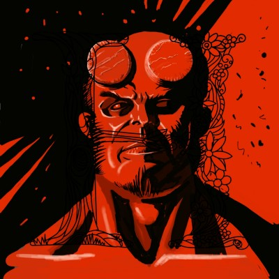 Hellboy!! | Prashant | Digital Drawing | PENUP
