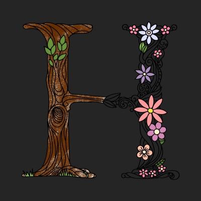 H | Joy | Digital Drawing | PENUP