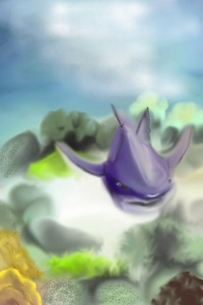 Tubarão  | valsoares | Digital Drawing | PENUP