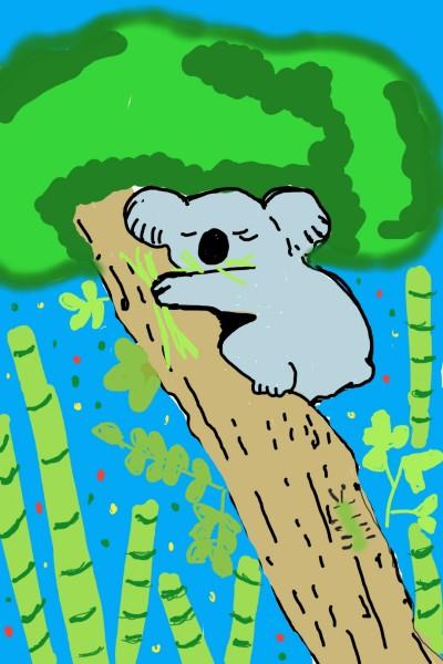 koala ♡  | Ivonne | Digital Drawing | PENUP