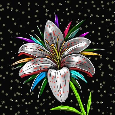 colours | AZR | Digital Drawing | PENUP