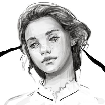 study | chito_gvrito | Digital Drawing | PENUP