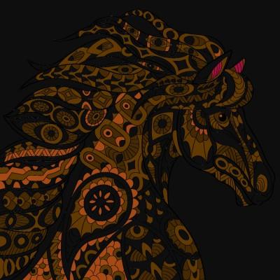 Coloring Digital Drawing   Mika   PENUP