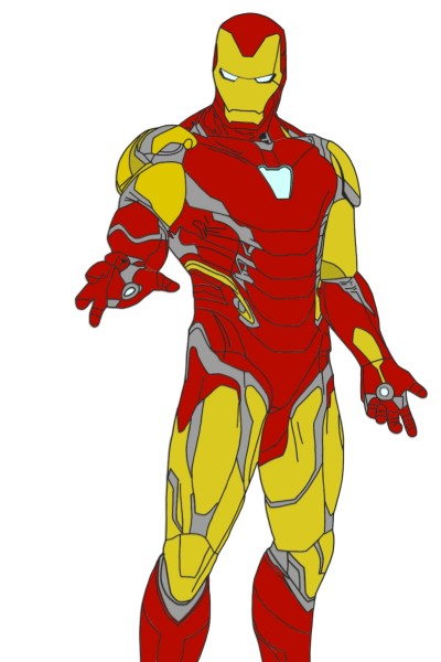 iron man | kimeojin | Digital Drawing | PENUP