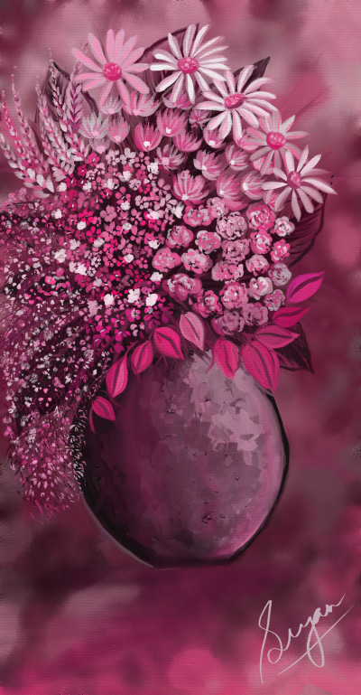 Rhodolite | Sugan | Digital Drawing | PENUP