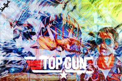 TOP GUN - ART | Juergen | Digital Drawing | PENUP