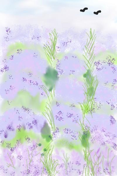 Plant Digital Drawing | val | PENUP