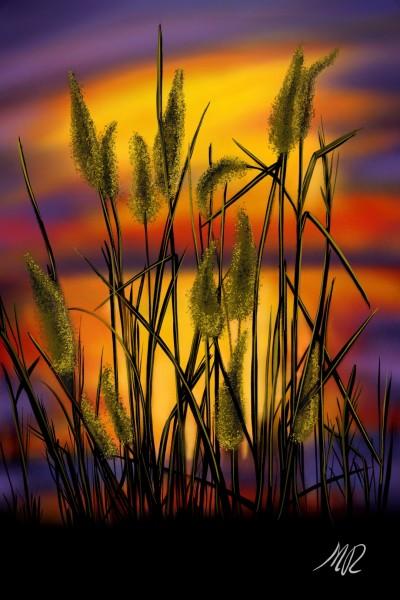 River Bush | marmencicamarin | Digital Drawing | PENUP