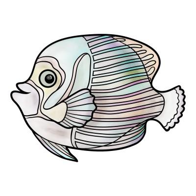 Pretty  Fish   Trish   Digital Drawing   PENUP