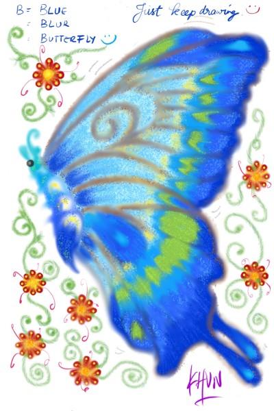 Metamorfosa | KhunDjaja | Digital Drawing | PENUP