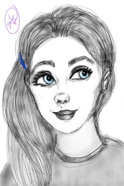 girl | avictorias13 | Digital Drawing | PENUP