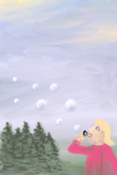 childhood | Damirijana | Digital Drawing | PENUP