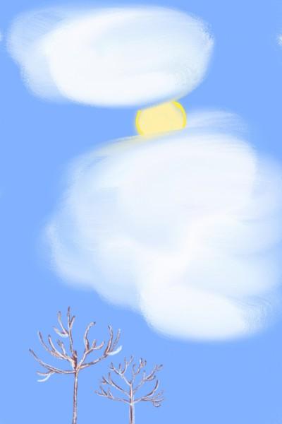 happy winter day □ | Maru | Digital Drawing | PENUP