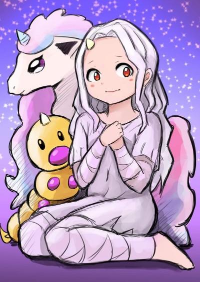 Character Digital Drawing | Orenji_Doragon | PENUP