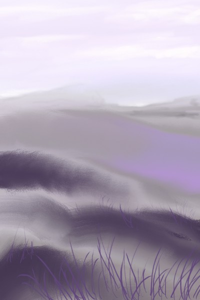 Landscape Digital Drawing | les | PENUP