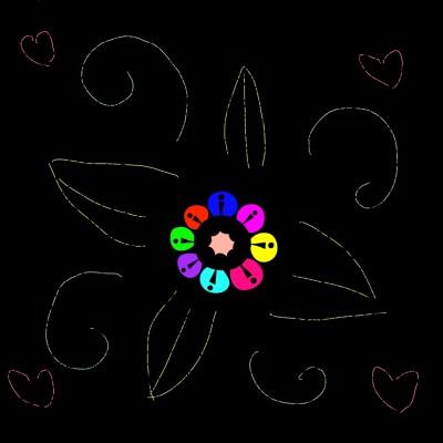 flower | JACE | Digital Drawing | PENUP